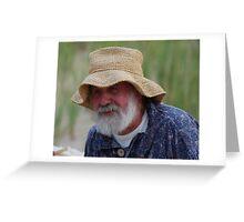 Voyageur Greeting Card