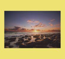 Burleigh Sun Rays One Piece - Short Sleeve
