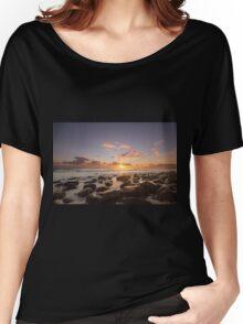 Burleigh Sun Rays Women's Relaxed Fit T-Shirt