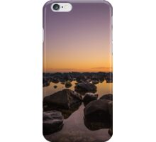 Crystal Stillness On The Rocks iPhone Case/Skin