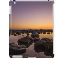 Crystal Stillness On The Rocks iPad Case/Skin
