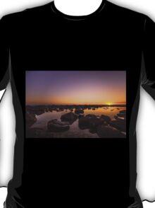Crystal Stillness On The Rocks T-Shirt
