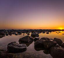 Crystal Stillness On The Rocks by ezradavies