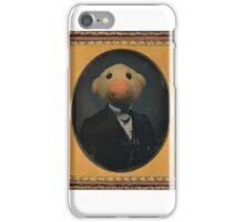 Sir Piggy Daguerre iPhone Case/Skin
