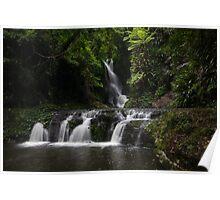 Elabana Falls... Poster