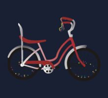 Two Wheels are Cool! Kids Tee