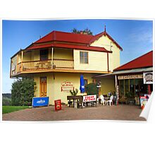 Two Storey Bed and Breakfast at Central Tilba Poster