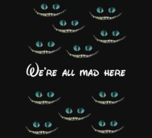 we're all mad here by superbae