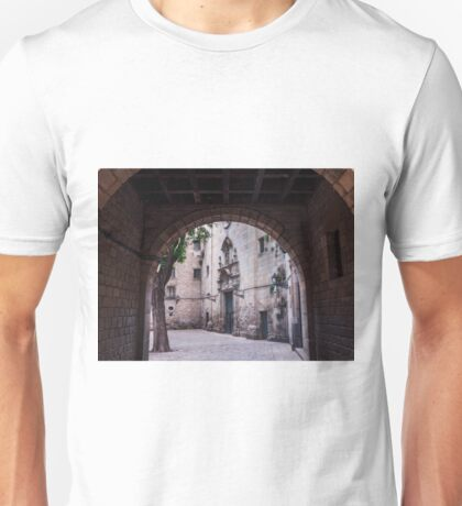 Unknown Barcelona Unisex T-Shirt