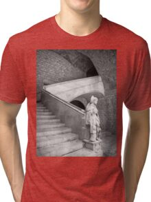The calm of the antiquity Tri-blend T-Shirt