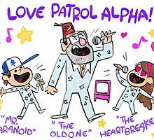 Gravity Falls LOVE PATROL ALPHA Replica by The-Sqoou