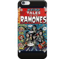 Retro Punk Comic iPhone Case/Skin