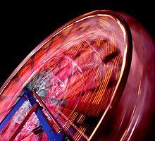 Ferris Wheel by LizzieMorrison