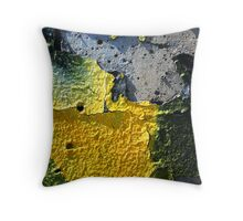 Wall 03 Throw Pillow