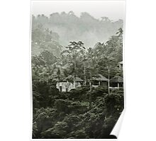 Ayung Valley - Bali, Indonesia Poster