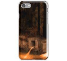 Man v Nature iPhone Case/Skin