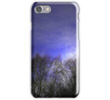 WINTER SKY iPhone Case/Skin