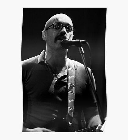 Joe lead singer of Fred Poster