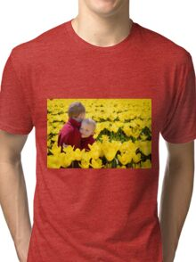 Brotherly Love Tri-blend T-Shirt