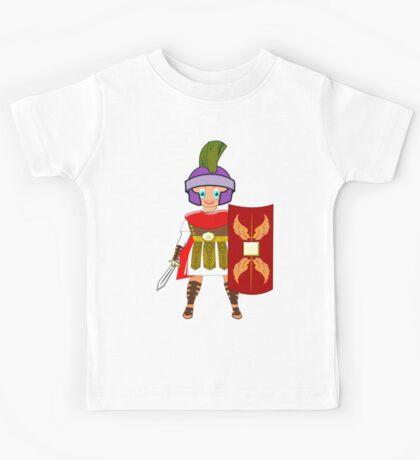 Roman Toon Boy 9 - no gladiator rebellion tonight Kids Tee