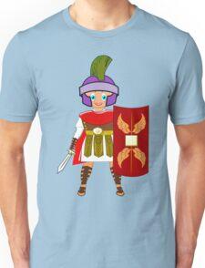 Roman Toon Boy 9 - no gladiator rebellion tonight Unisex T-Shirt