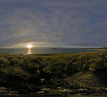 Clachan Sands by Robin Wilson