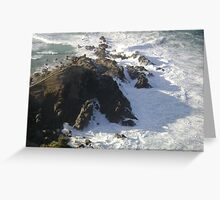 Cape byron, the first Greeting Card