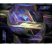 Energetic Forces Photographic Print