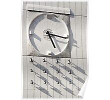 Bratislava clock Poster