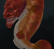 Fishow Hoenee by JamesAgpalza