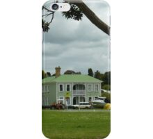Historical Pahi Hotel, New Zealand iPhone Case/Skin