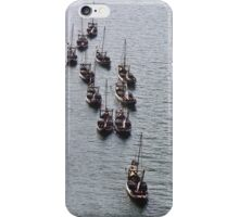 Port wine ships iPhone Case/Skin