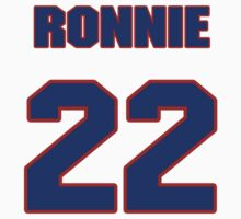 National football player Ronnie Blye jersey 22 by imsport