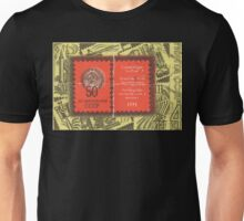 Soviet Postage Stamp - Please Don't Touch Me Unisex T-Shirt