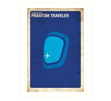 Supernatural 1x04 - Phantom Traveler Art Print