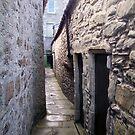 narrow passage by NordicBlackbird
