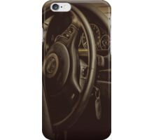 Driver Seat iPhone Case/Skin