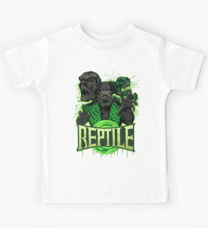 REPTILE Kids Tee