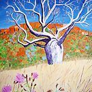 Kimberley Boab tree by gillsart