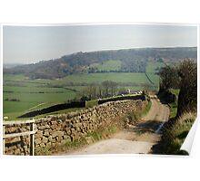 A View near Danby Castle Poster