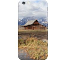 Moulton Barn iPhone Case/Skin
