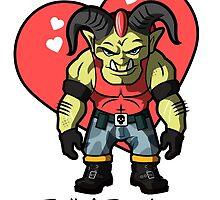 Trollin' for Lurv by MarkSeb