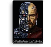 Heisenborg Canvas Print