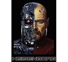 Heisenborg Photographic Print