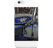 BLU-032 DASH iPhone Case/Skin