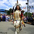 American Native Dancer by john403