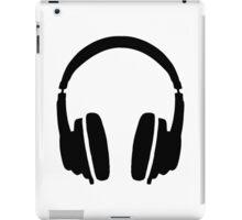 DJ' s Headphones iPad Case/Skin