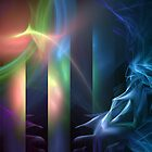 Aurora Borealis by Leoni Mullett