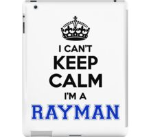 I cant keep calm Im a RAYMAN iPad Case/Skin