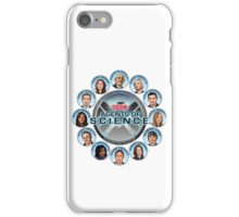 BBC Agents Of Science iPhone Case/Skin